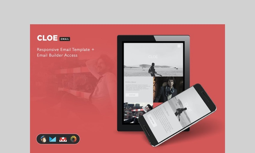 Cloe responsive real estate template