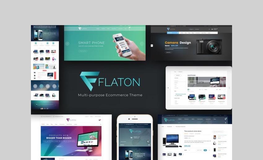 Flaton WooCommerce WordPress Theme