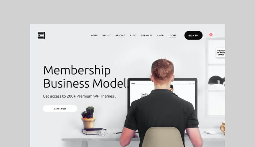 KALLYAS creative WooCommerce theme