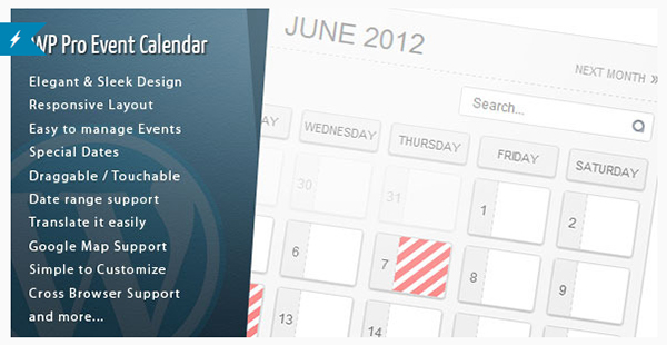 20 Best WordPress Calendar Plugins and Widgets