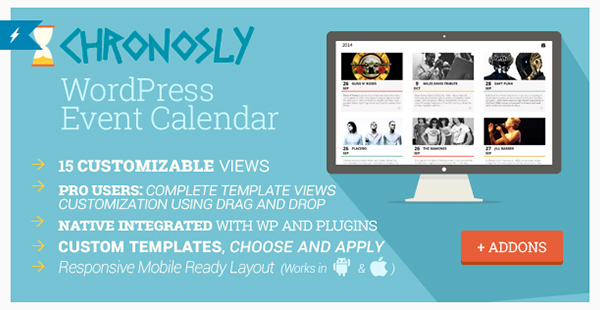 20 Plugins para Calendarios en WordPress