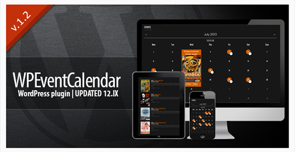WP Event Calendar