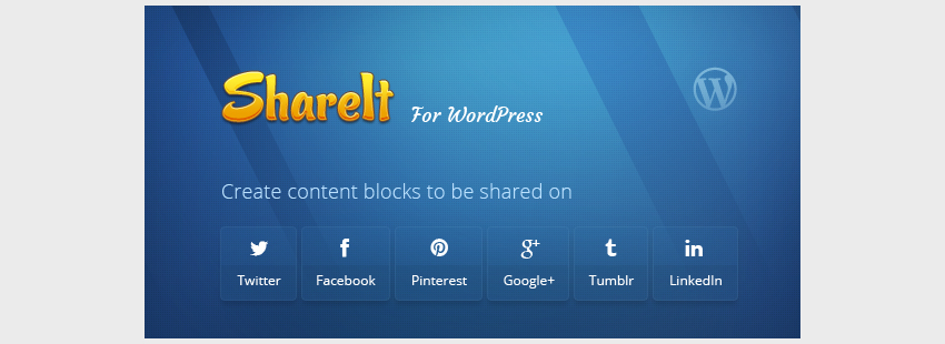 ShareIt - Shareable Content Snippets for WordPress