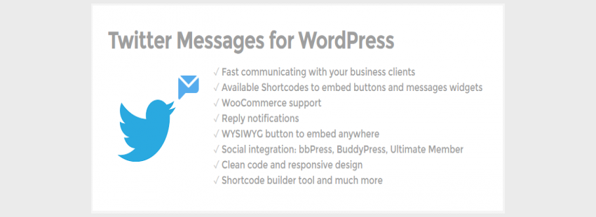Twitter Messages for WordPress