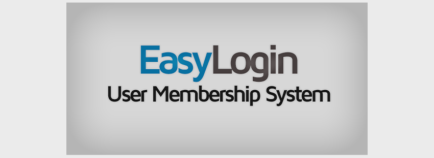 EasyLogin - User Membership System