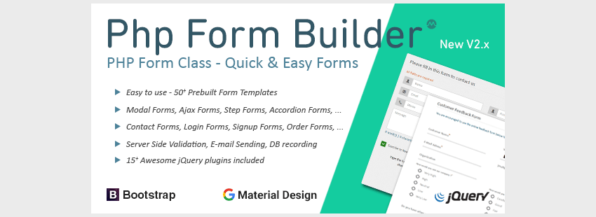 20 Best PHP Email Forms