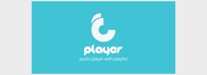 tPlayer - audio player with playlist v15