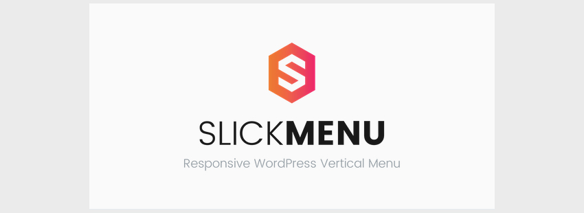Slick Menu - Responsive WordPress Vertical Menu