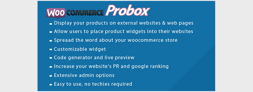 Woocommerce-Probox