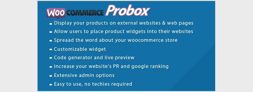 Woocommerce-Probox