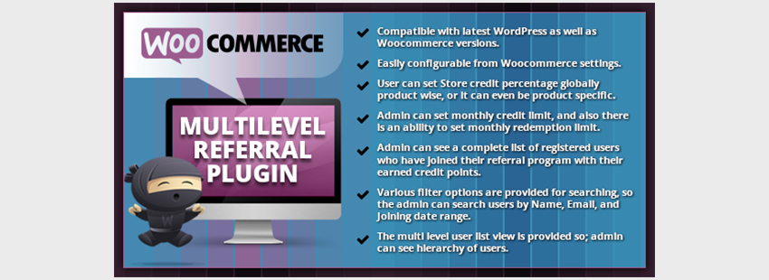 woocommerce multinivel