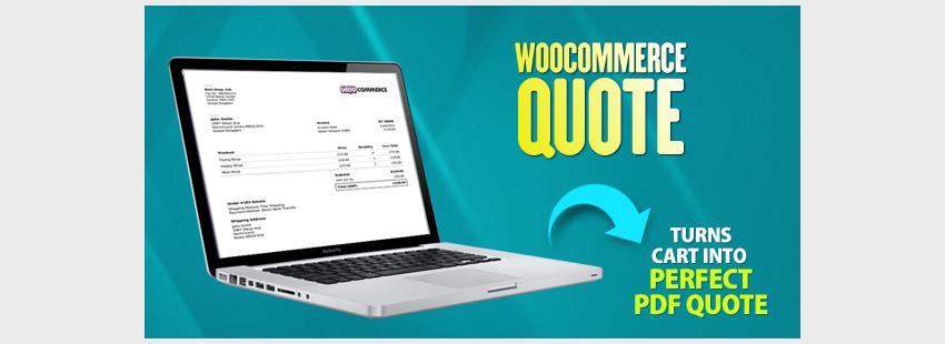 WooCommerce Quote