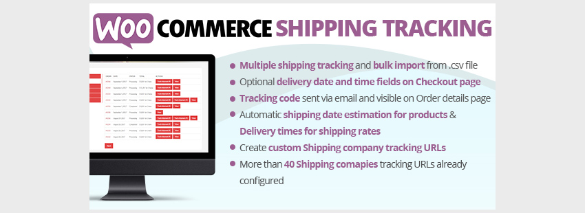 tracking de pedidos woocommerce