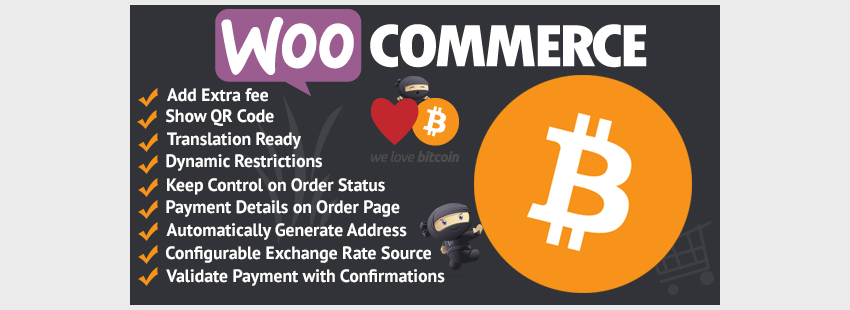 WooCommerce Bitcoin Payments