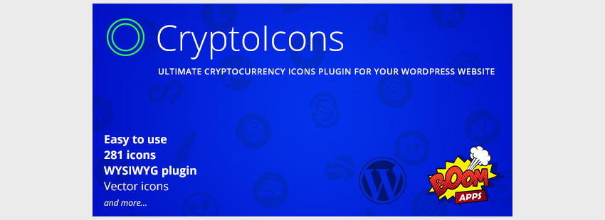 CryptoIcons - Ultimate Cryptocurrency Icons Kit