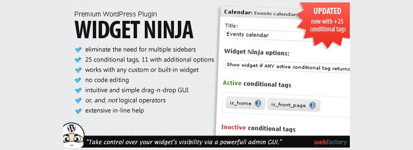 Widget Ninja