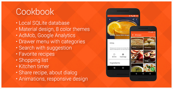 9 Android Templates to Inspire Your Next Project