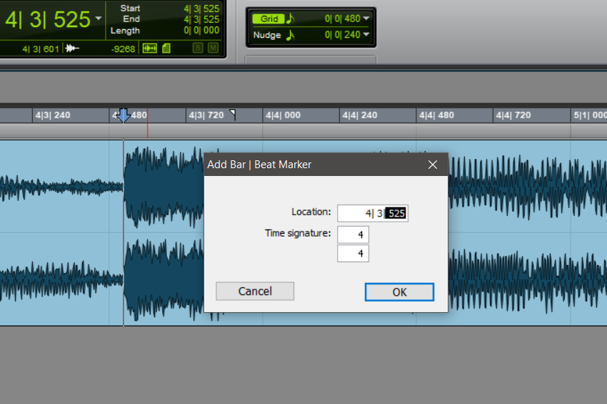 How to Find the Tempo in Pro Tools