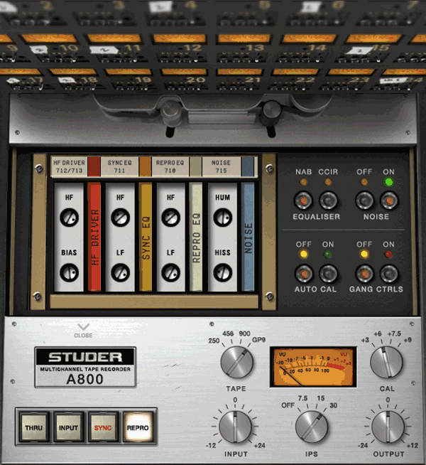 Tape Effects and the Modern DAW