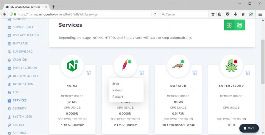 Rapid Web Deployment for Laravel With GitHub, Linode, and RunCloud ...