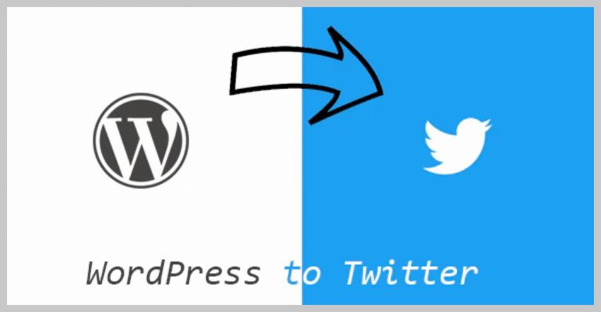 WordPress to Twitter - Twitter Bot