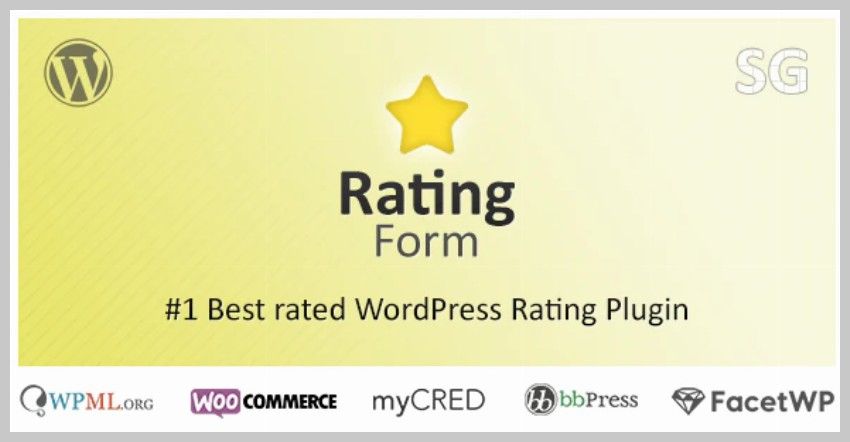 Rating Form