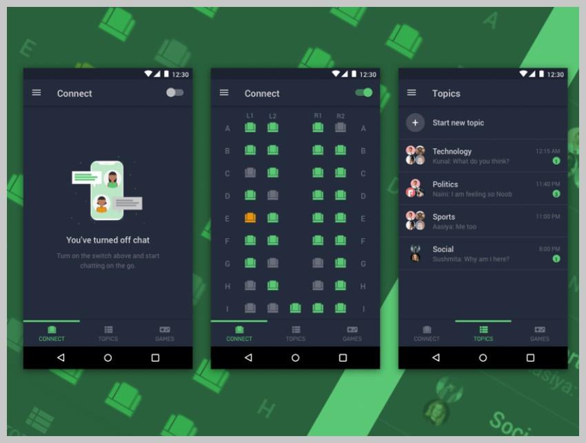 Gossip Chat App