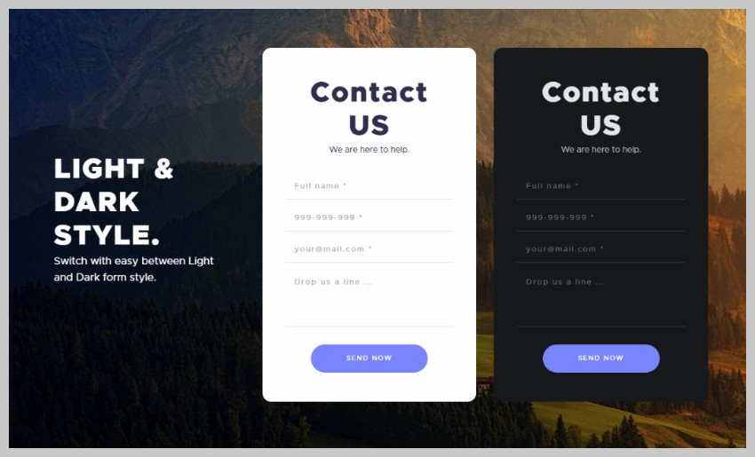 Simple AJAX Contact Forms