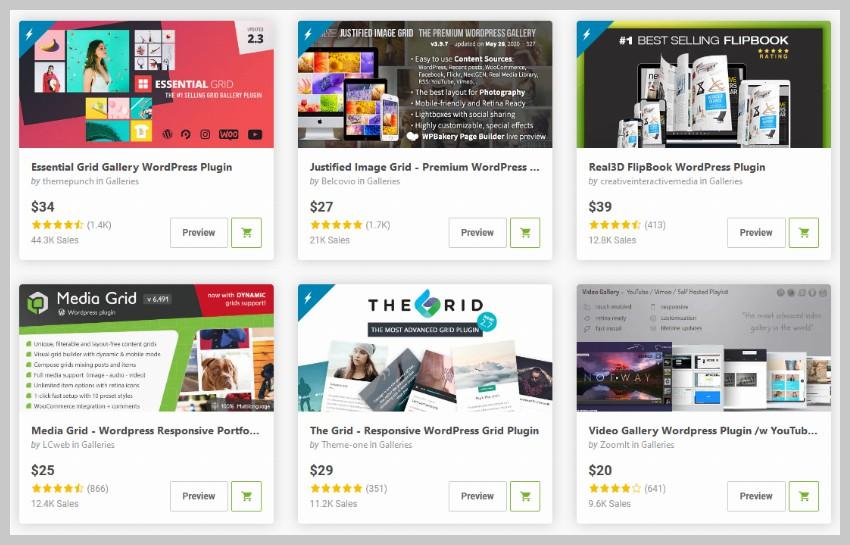 22 Best WordPress Gallery Plugins