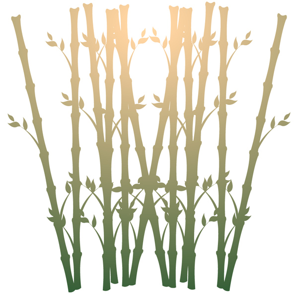 Recoloring Bamboo Element