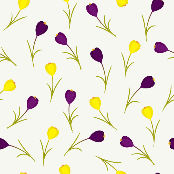 How to Create a Spring Floral Pattern in Adobe Illustrator