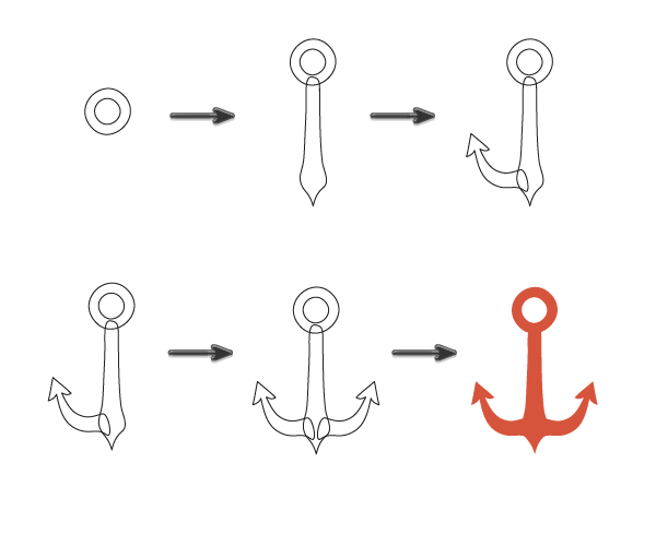 make anchor