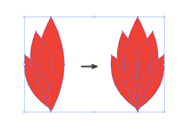 creating the maple leaf 2