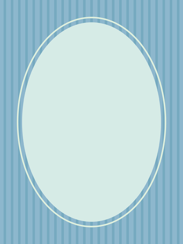 creating the Offset Path of the oval background