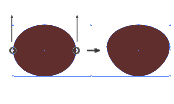 creating a base shape of the makitra