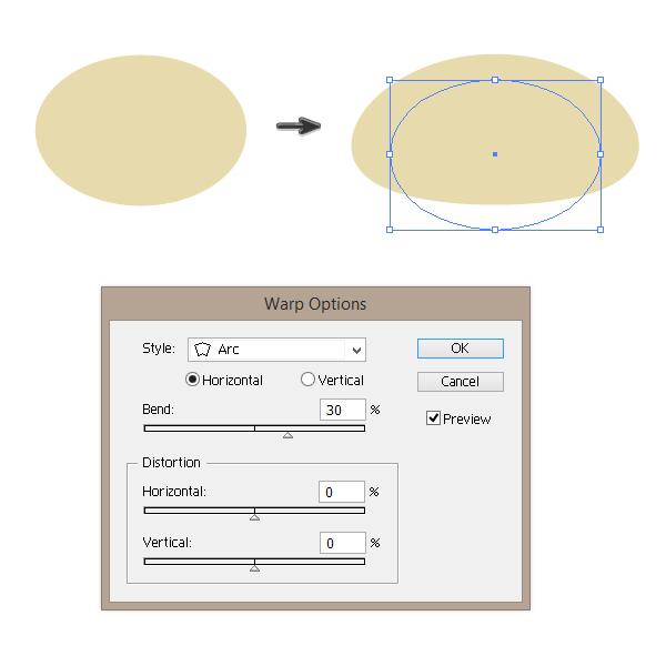 creating the base shape of the varenyk