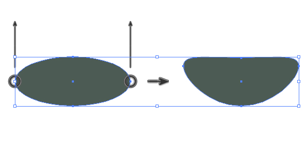 creating the base shape of the plate