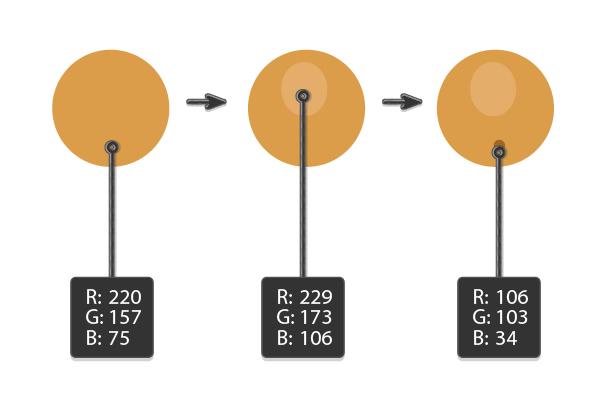 creating the acorn