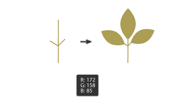 creating the green branch