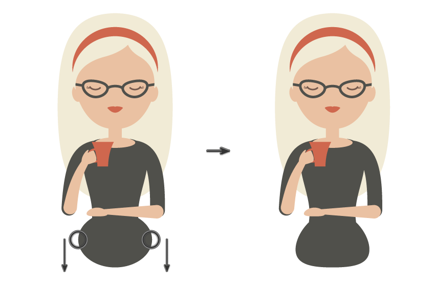 How to Create a Cafe Illustration in Adobe Illustrator