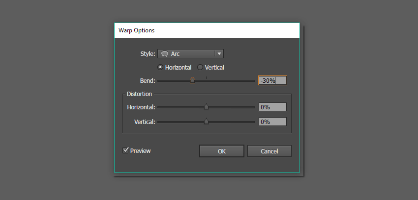 warp tool options for boys body