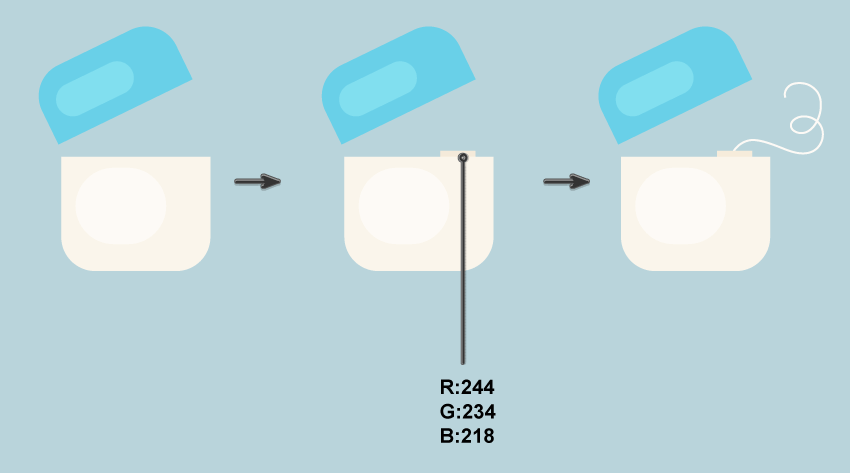 How to Create a Set of Dental Care Icons in Adobe Illustrator