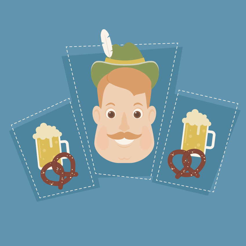 How to Create an Oktoberfest Illustration in Adobe Illustrator