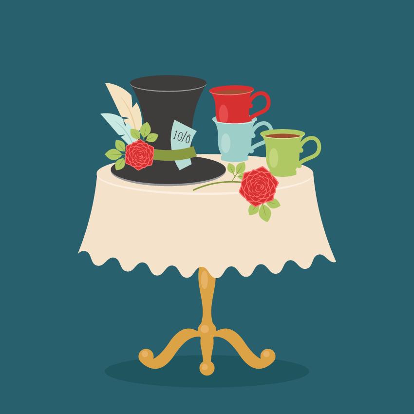 how to create a table in illustrator