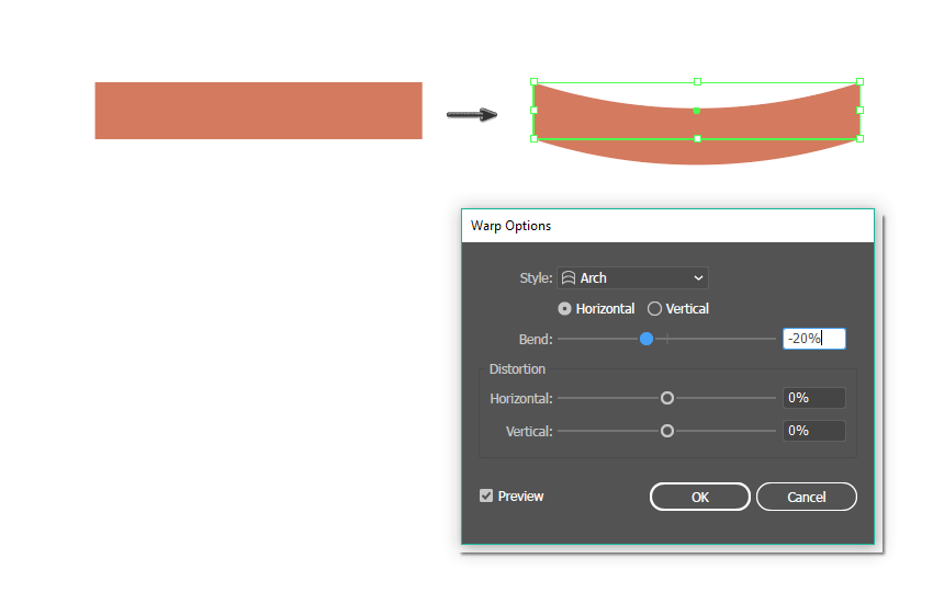 how to create the belt