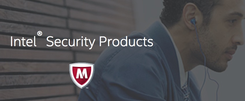 McAfee best small business security software