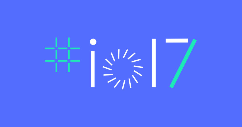 Great news at the Google IO 2017