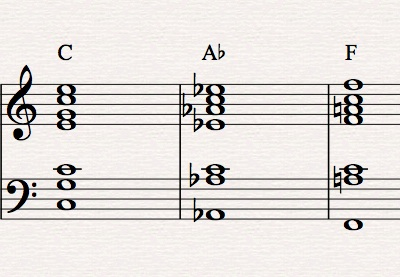 Film Score Harmony: Chords by Thirds