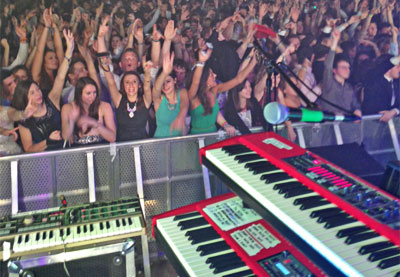 Preview for Keyboard Rigs: An Interview with a Touring Musician