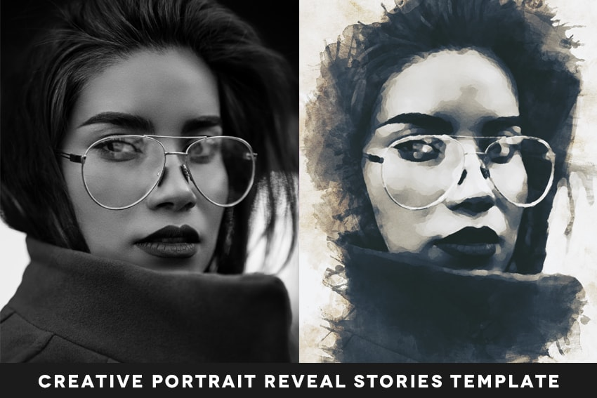 httpsgraphicrivernetitemanimated-creative-portrait-reveal-stories-template21354581